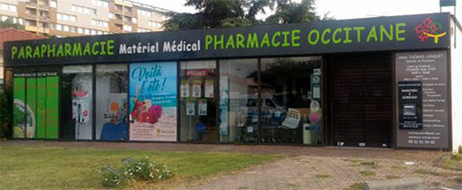 Pharmacie Occitane,MURET