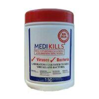Medikills Lingettes Virucides Médicales Et Alimentaires B/150 à MURET