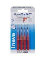 Inava Brossettes Mono-compact Rouge Iso 4 1,5mm à MURET