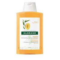 Klorane Beurre De Mangue Shampooing Cheveux Secs 200ml à MURET