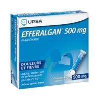 Efferalgan 500 mg Glé en sachet Sach/16 à MURET