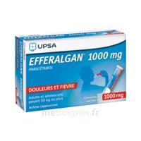 Efferalgan 1g Cappuccino granules 8 sachets à MURET