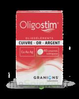 OLIGOSTIM Cuivre Or Argent Cpr subl T/40 à MURET