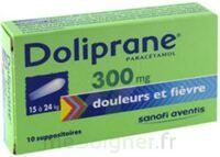 DOLIPRANE 300 mg Suppositoires 2Plq/5 (10) à MURET