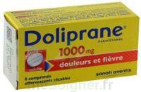 DOLIPRANE 1000 mg Comprimés effervescents sécables T/8 à MURET
