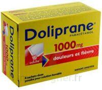 DOLIPRANE 1000 mg Poudre pour solution buvable en sachet-dose B/8 à MURET