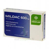 MILDAC 600 mg, comprimé enrobé à MURET
