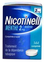 NICOTINELL MENTHE 2 mg, comprimé à sucer Plaq/144 à MURET