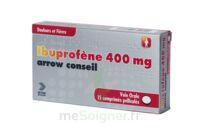 IBUPROFENE ARROW CONSEIL 400 mg, comprimé pelliculé à MURET