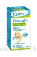 QUIES DOCUCALM ANTIDEMANGEAISONS DU CONDUIT AUDITIF, spray 20 ml à MURET
