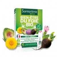 Santarome Bio Gélules Bien-être Du Foie B/30 à MURET