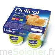 DELICAL NUTRA'POTE DESSERT AUX FRUITS, 200 g x 4 à MURET