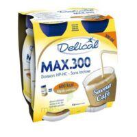 DELICAL MAX 300 SANS LACTOSE, 300 ml x 4 à MURET