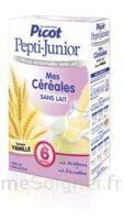 Picot Pepti-Junior - Mes 1ères céréales sans lait - Vanille à MURET