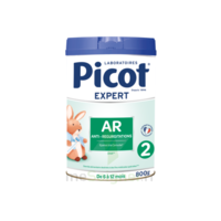 Picot Ar 2 Lait Poudre B/800g à MURET