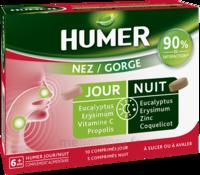 Humer Nez/gorge Jour&nuit 15 Comprimés à MURET