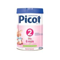 Picot Standard 2 Lait En Poudre B/800g à MURET