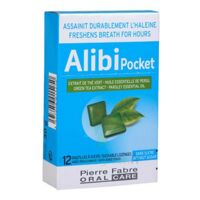 Pierre Fabre Oral Care Alibi Pocket 12 Pastilles à MURET