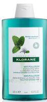 Klorane Menthe Aquatique Shampooing Détox 400ml à MURET