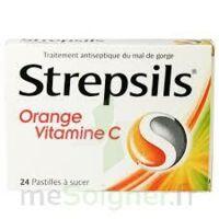 Strepsils Orange Vitamine C, Pastille à MURET