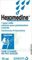 HEXOMEDINE 1 POUR MILLE, solution pour pulvérisation cutanée en flacon pressurisé à MURET