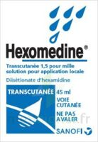 HEXOMEDINE TRANSCUTANEE 1,5 POUR MILLE, solution pour application locale à MURET