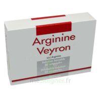 ARGININE VEYRON, solution buvable en ampoule à MURET