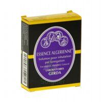 ESSENCE ALGERIENNE, solution pour inhalation par fumigation à MURET