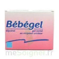 BEBEGEL, gel rectal en récipient unidose à MURET