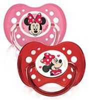 Dodie Disney sucettes silicone +18 mois Minnie Duo à MURET