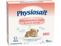 PHYSIOSALT REHYDRATATION ORALE SRO, bt 10 à MURET