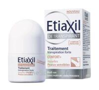 ETIAXIL Dé transpirant Aisselles CONFORT+ Peaux Sensibles