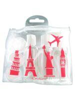 Kit flacons de voyage à MURET