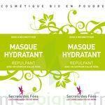 Secrets des Fées Masque Hydratant Repulpant à MURET