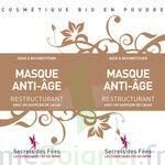 Secrets des Fées Masque Anti-Age Restructurant à MURET