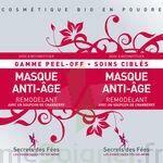 Secrets des Fées Masque Anti-Age Remodelant Peel-Off à MURET