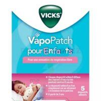VICKS VAPOPATCH ENFANTS à MURET