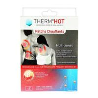 Therm-hot - Patch chauffant Multi- Zones à MURET