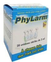 PHYLARM, unidose 2 ml, bt 28 à MURET