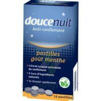 DOUCENUIT ANTIRONFLEMENT PASTILLES à la menthe, bt 16 à MURET