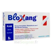 BLOXANG Eponge de gélatine stérile hémostatique B/5 à MURET