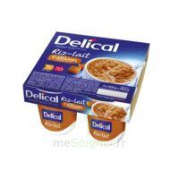 DELICAL RIZ AU LAIT Nutriment caramel pointe de sel 4Pots/200g à MURET
