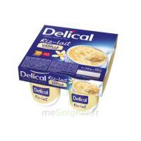 DELICAL RIZ AU LAIT Nutriment vanille 4Pots/200g à MURET