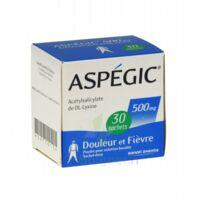 Aspegic 500 Mg, Poudre Pour Solution Buvable En Sachet-dose 30 à MURET
