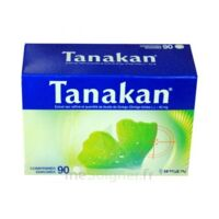 TANAKAN 40 mg, comprimé enrobé PVC/alu/90 à MURET
