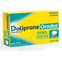 Dolipraneorodoz 500 Mg, Comprimé Orodispersible à MURET
