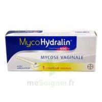 Mycohydralin 500 Mg, Comprimé Vaginal à MURET