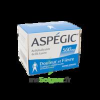 Aspegic 500 Mg, Poudre Pour Solution Buvable En Sachet-dose 20 à MURET