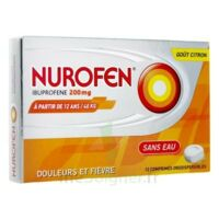 NUROFEN 200 mg, comprimé orodispersible à MURET