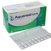 AQUAREST 0,2 %, gel opthalmique en récipient unidose à MURET
